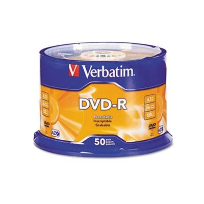 Picture of Verbatim DVD-R Recordable Disc