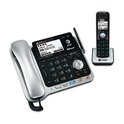Picture of AT&T TL86109 Two-Line DECT 6.0 Phone System - Bluetooth & Digital Answering System