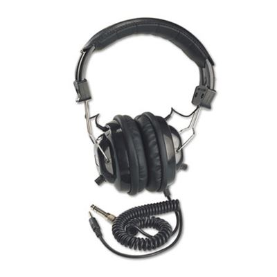 Picture of AmpliVox Deluxe Stereo Headphones with Mono Volume Control