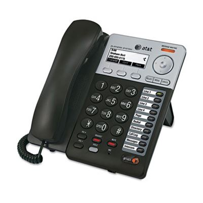 Picture of AT&T Syn248™ Corded Deskset Phone System