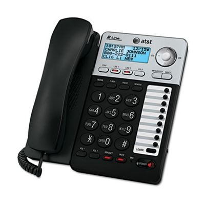 Picture of AT&T ML17929 Two-Line Corded Speakerphone