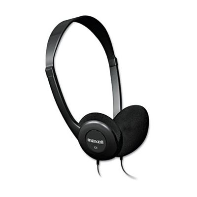 Picture of Maxell HP-100 Headphones