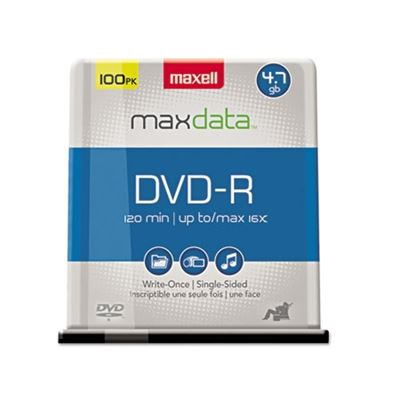 Picture of Maxell DVD-R Recordable Disc