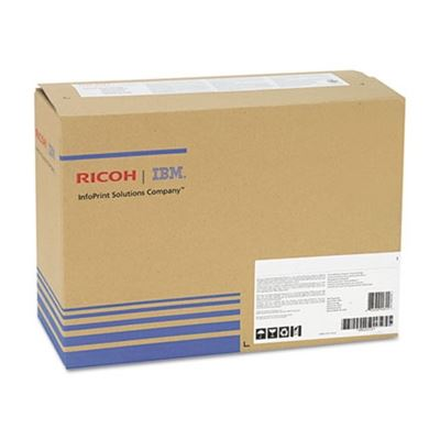 Picture of Ricoh 841280 Toner, 10000 Page-Yield, Black