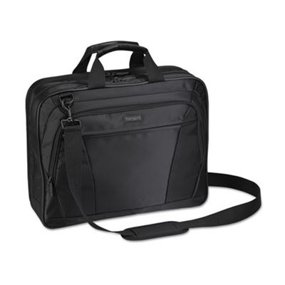 "Picture of Targus CityLite Laptop Case 16"", 13-1/4 x 3-1/2 x 16-1/2, Black"
