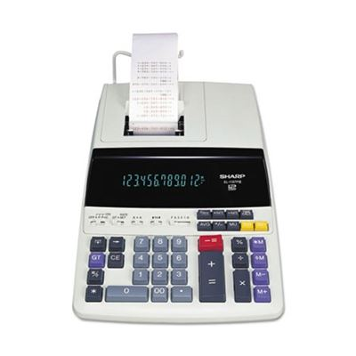 Picture of SHARP EL1197PIII 12-Digit Commercial Printing Calculator