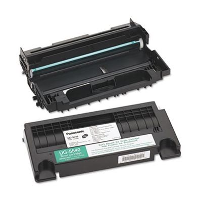 Picture of Panasonic UG5540 Toner, 10000 Page-Yield, Black