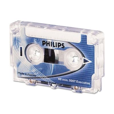 Picture of Philips Dictation Mini Cassettes