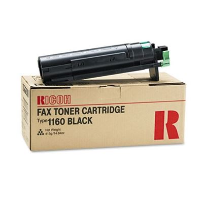 Picture of Ricoh 430347 Toner, 6000 Page-Yield, Black