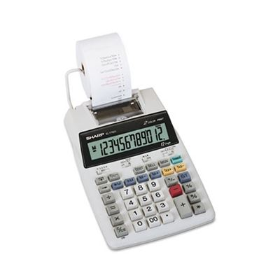 Picture of SHARP EL-1750V Two-Color Printing Calculator