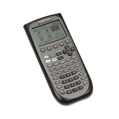 Picture of Texas Instruments TI-89 Titanium Programmable Graphing Calculator