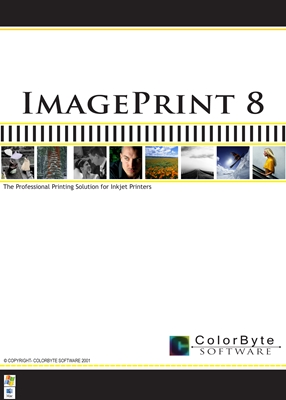 Picture of ColorByte ImagePrint for EPSON 3800 / WIN / Raster