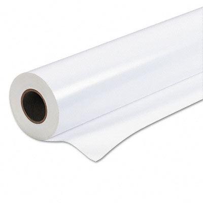 glossy paper