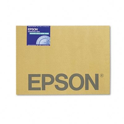 Picture of EPSON Enhanced Matte Posterboard- 24in x 30in