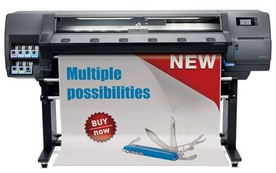 Picture of HP Latex 110 Printer