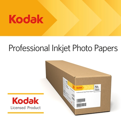 Picture of Kodak PROFESSIONAL Inkjet Photo Paper, Glossy / 255g- 13in x 19in