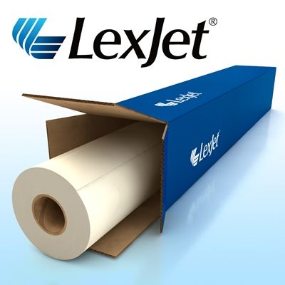 Picture of LexJet GraphicMount White Adhesive- 51in x 150ft