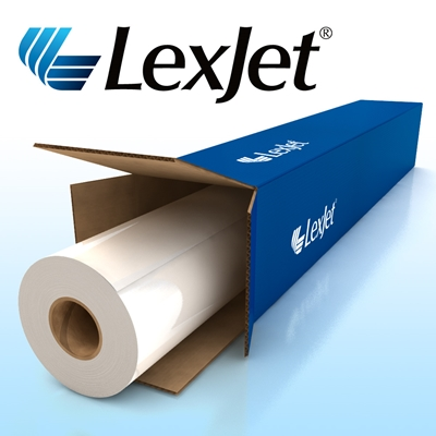Picture of LexJet PolyGloss PSA- 42in x 100ft