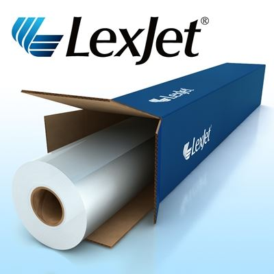 Picture of LexJet Floor Velvet Laminate (5 Mil)- 54in x 150ft