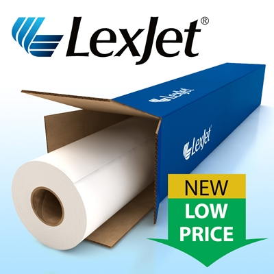 Picture of LexJet Sunset Reserve Bright Matte Canvas- 60in x 40ft