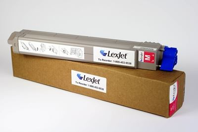 Picture of LexJet Replacement Toner for OKI C9650