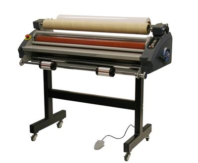 "Picture of Royal Sovereign 41"" Cold Pressure Sensitive Roll Laminator"