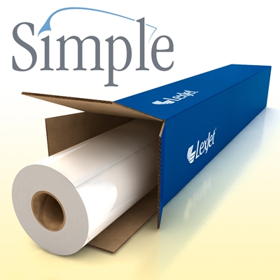 Picture of LexJet Simple Flo Wrap Vinyl- 54in x 150ft