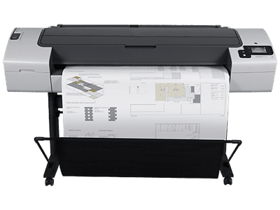Picture of HP DesignJet T790 ePrinter
