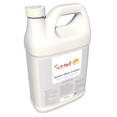 Picture of LexJet Sunset Gloss Coating- Gallon