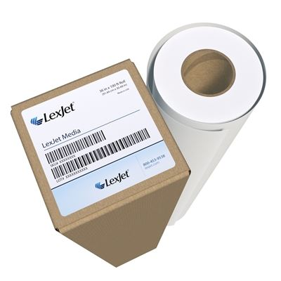Picture of LexJet Simple Adhesive Vinyl SUV - Gloss (5 Mil)- 36in x 150ft
