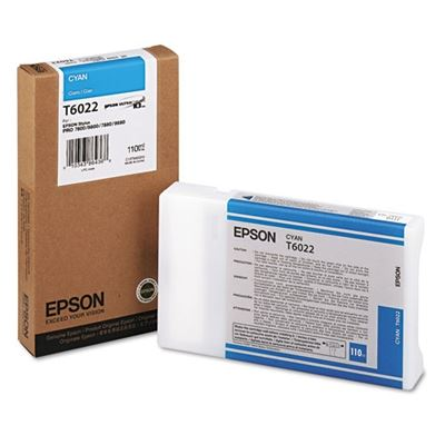 Picture of EPSON 7800/7880/9800/9880 Cyan K3 UltraChrome Ink - 110 mL