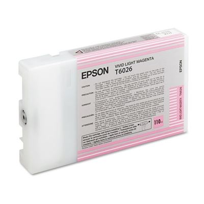 Picture of EPSON 7880/9880 Vivid Lt Magenta K3 UltraChrome Ink Cartridge - 110 mL