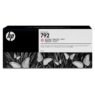 Picture of HP 792 Ink Cartridges for HP Latex 210/260/280 Printers- Light Magenta