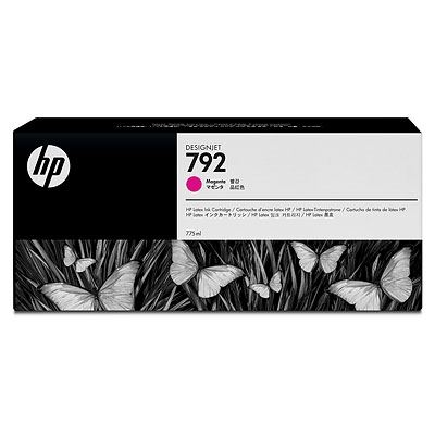 Picture of HP 792 Ink Cartridges for HP Latex 210/260/280 Printers- Magenta