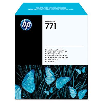 Picture of HP 771 Maintenance Cartridge for Designjet Z6x00 Printers