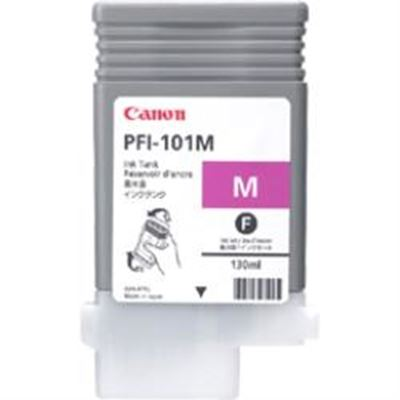 Picture of Canon imagePROGRAF iPF5000 Magenta Ink - 130 mL
