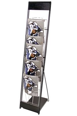 Picture of LexJet Literature Rack- 10 UP Flat Pack