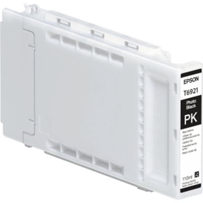 Picture of EPSON UltraChrome XD Ink for SureColor T-Series Printers - Photo Black (110 mL)