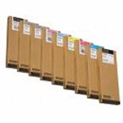 Picture of EPSON Stylus Pro K3 UltraChrome Ink Cartridges for 11880 (700 mL)