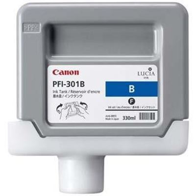 Picture of Canon imagePROGRAF 9000/8000 Blue Ink - 330 mL