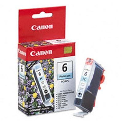 Picture of Canon S800, S900, and i9900 Photo Cyan Ink Cartridge
