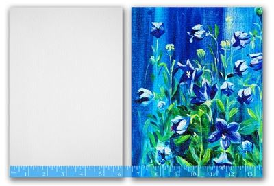 Picture of DreamScape™ Artist Canvas 20oz - 27in x 15ft