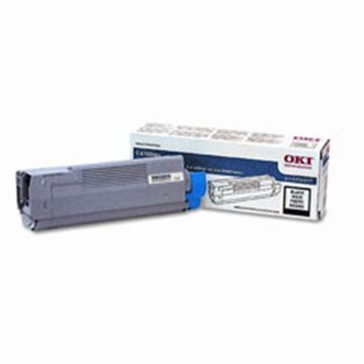 Picture of OKI C6100 Cartridges