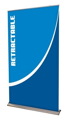 Picture of LexJet Blade Lite 1200 Retractable Banner Stand- 47.25in