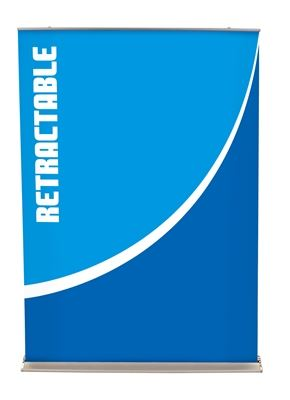 Picture of LexJet Blade Light Retractable Banner Stand- 59in