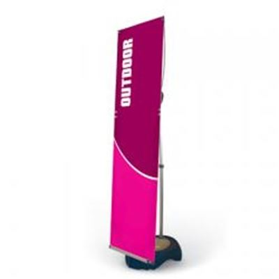Picture of LexJet Blizzard Outdoor Stand