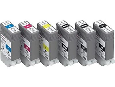 Picture of Canon imagePROGRAF iPF500/610/710 Ink (130 mL)