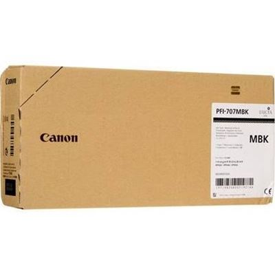 Picture of Canon imagePROGRAF iPF830/840/850 Matte Black Ink - 700 mL