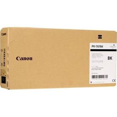 Picture of Canon imagePROGRAF iPF830/840/850 Black Ink - 700 mL