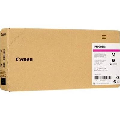Picture of Canon imagePROGRAF iPF830/840/850 Magenta Ink - 700 mL